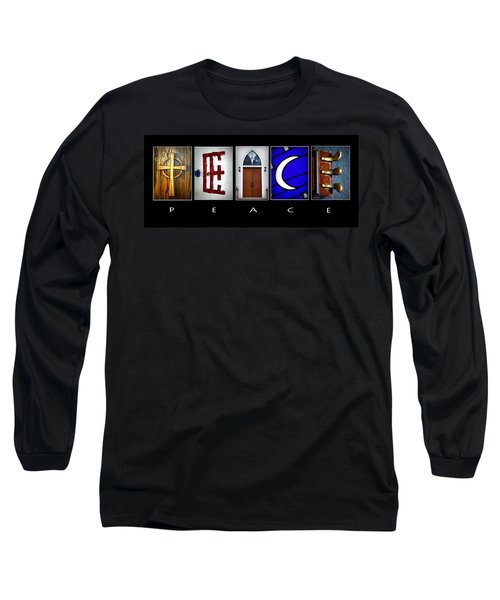 Elements Of Peace Long Sleeve T-Shirt
