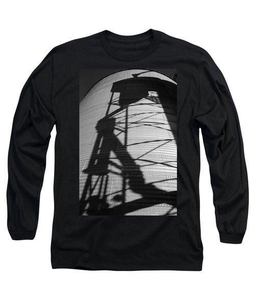 Elevator Shadow Long Sleeve T-Shirt