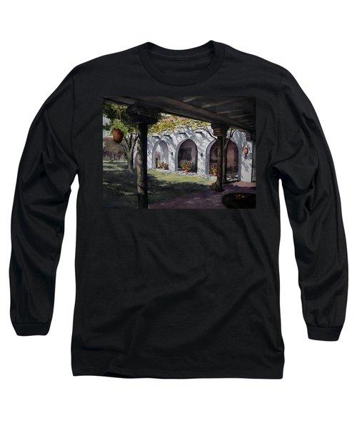 Elfrida Courtyard Long Sleeve T-Shirt