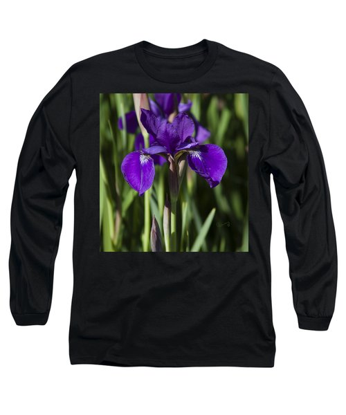 Eloquent Iris Long Sleeve T-Shirt