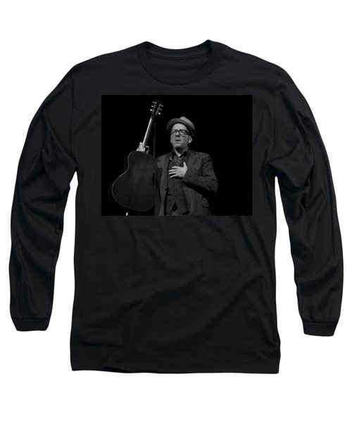 Elvis Costello Long Sleeve T-Shirt
