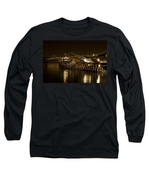 Embarcadero Boats Long Sleeve T-Shirt