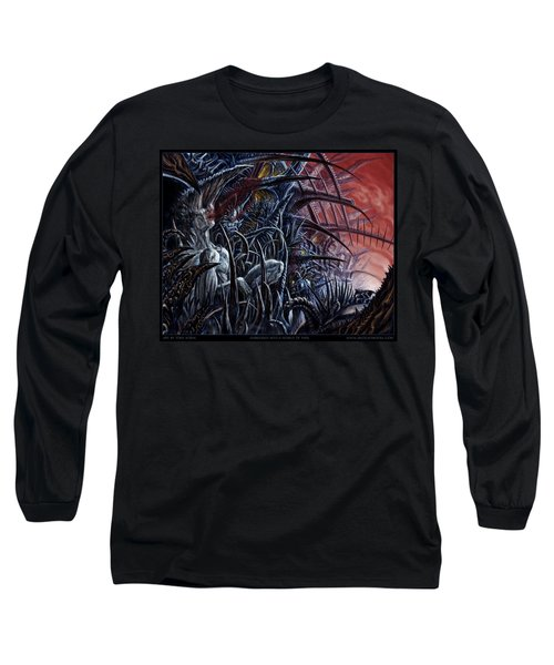 Embedded Into A World Of Pain Long Sleeve T-Shirt
