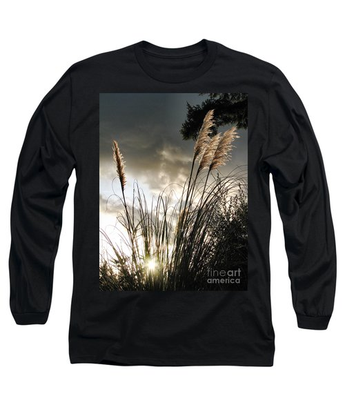 Embracing The Mystery Long Sleeve T-Shirt by Rory Sagner