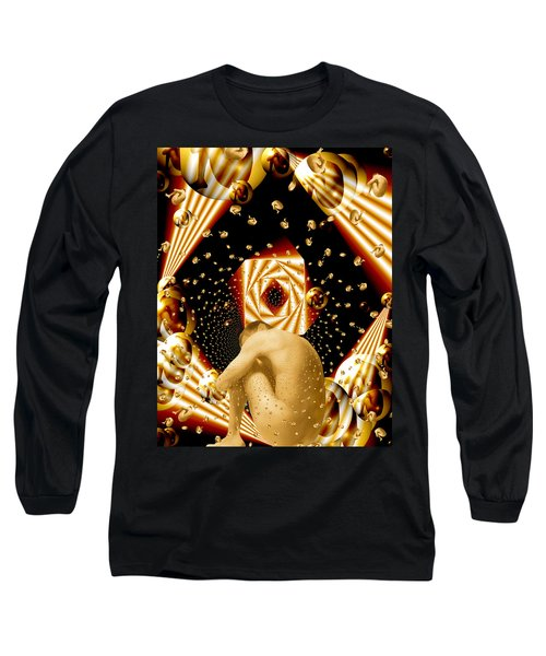Embryonic Voyage Long Sleeve T-Shirt