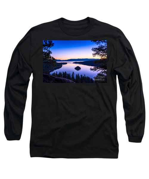 Emerald Bay Sunrise Long Sleeve T-Shirt