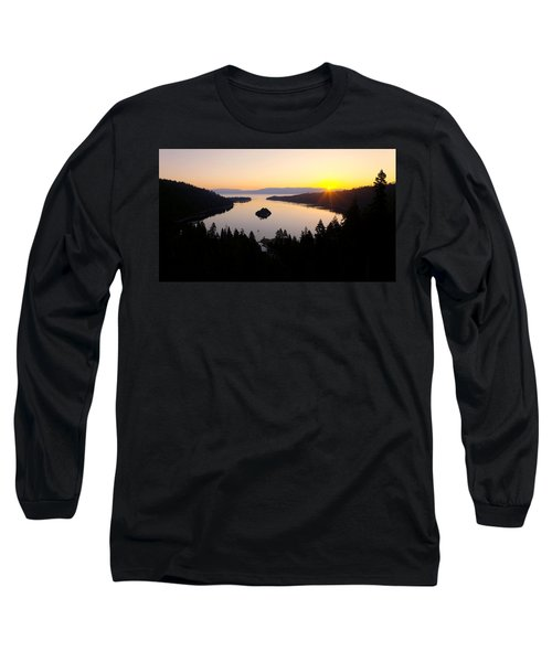 Emerald Dawn Long Sleeve T-Shirt