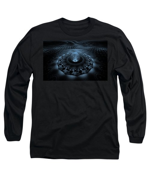 Emergence1 Long Sleeve T-Shirt by GJ Blackman