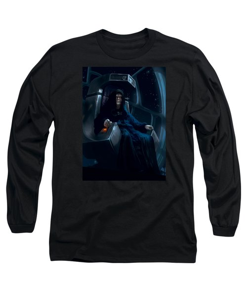 Emperor Palpatine Long Sleeve T-Shirt