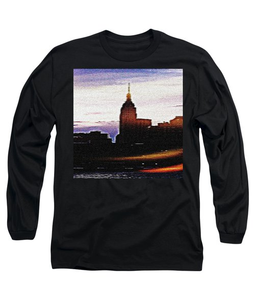 Empire In Effect Long Sleeve T-Shirt