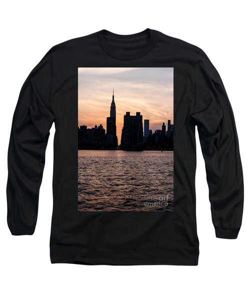 Empire On 5th Avenue Long Sleeve T-Shirt