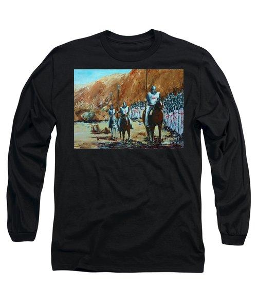 En Route To Battle Long Sleeve T-Shirt