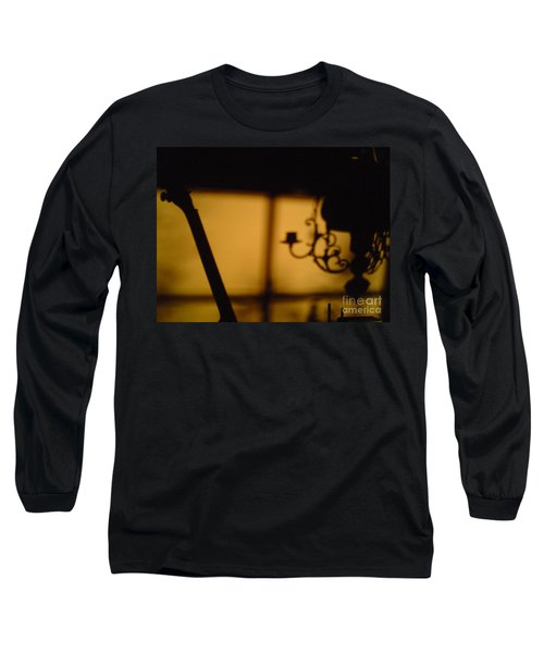 Long Sleeve T-Shirt featuring the photograph End Of The Day by Martin Howard