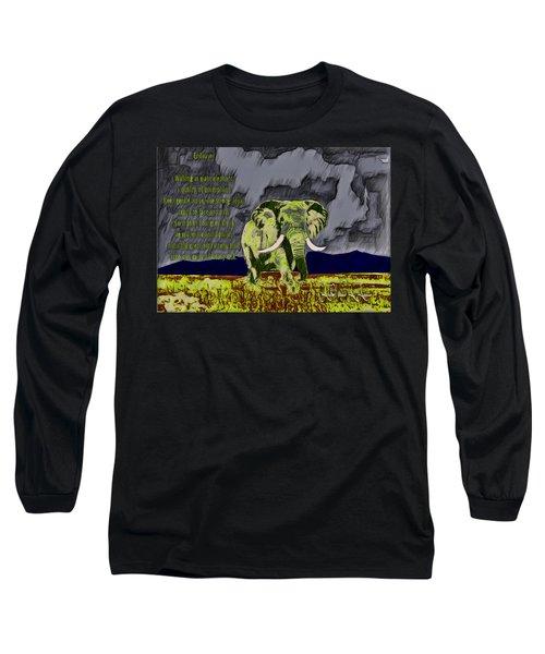 Endeavor  Long Sleeve T-Shirt