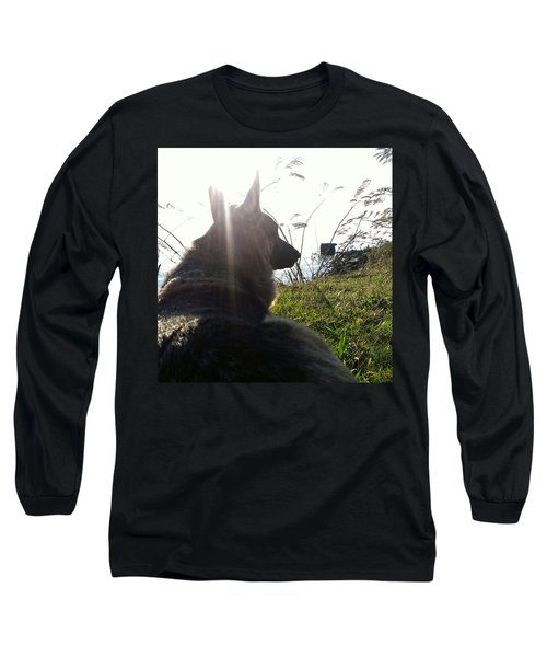 Enjoying The Day Long Sleeve T-Shirt