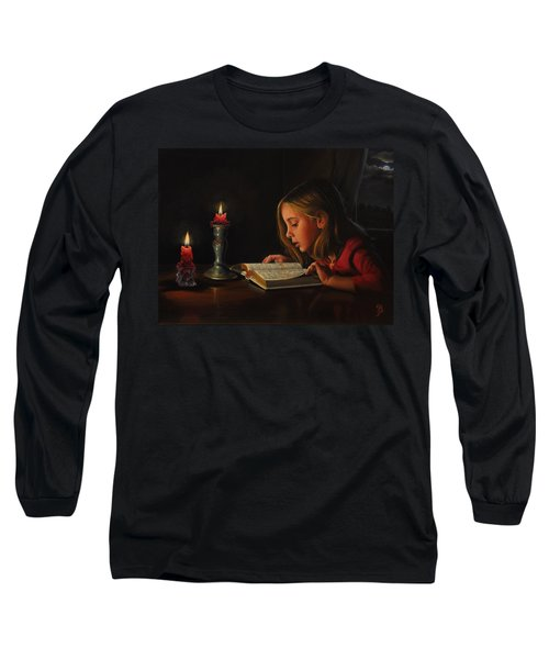 Enlightenment Long Sleeve T-Shirt