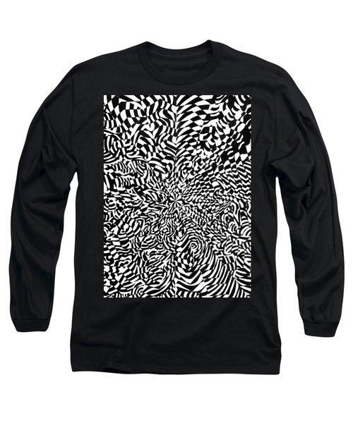 Entangle Long Sleeve T-Shirt