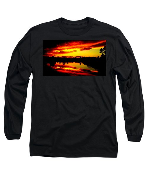 Epic Reflection Long Sleeve T-Shirt