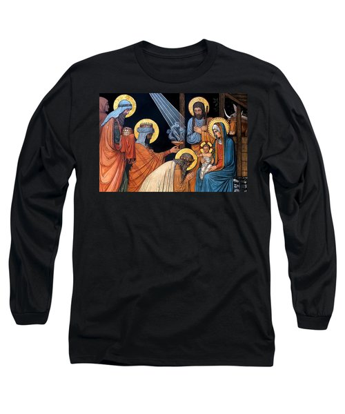 Epiphany Long Sleeve T-Shirt by Munir Alawi
