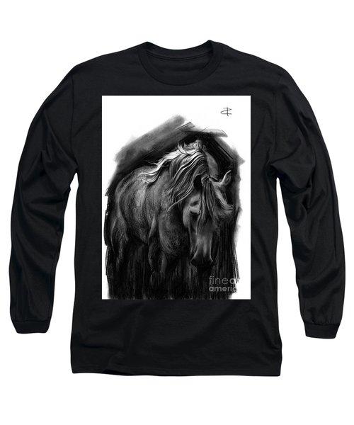 Equine 1 Long Sleeve T-Shirt