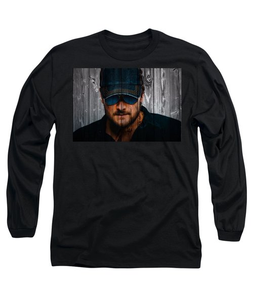 Eric Church Long Sleeve T-Shirt
