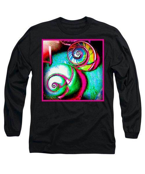 Escar A Go Go Long Sleeve T-Shirt