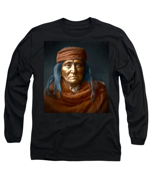 Eskadi - Apache Long Sleeve T-Shirt