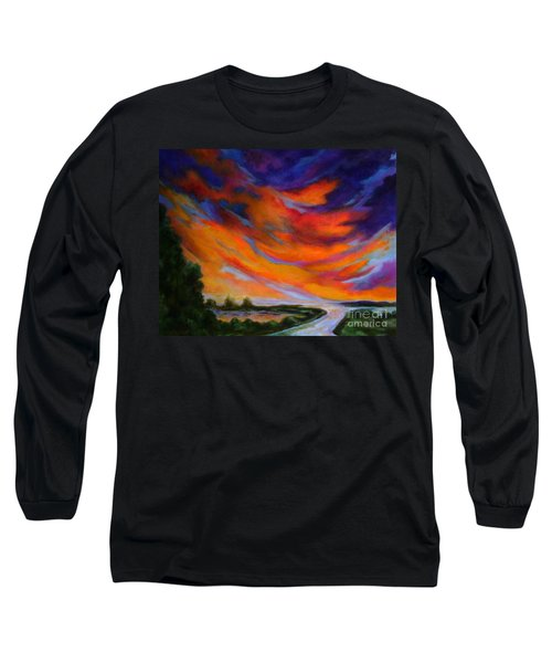 Espiritu Del Cielo Long Sleeve T-Shirt