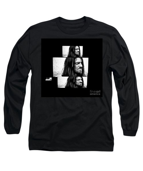 Estas Tonne's Face Long Sleeve T-Shirt