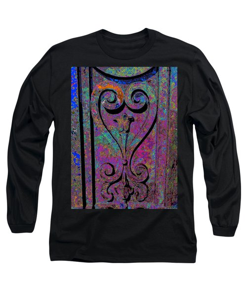 Etched Love Long Sleeve T-Shirt