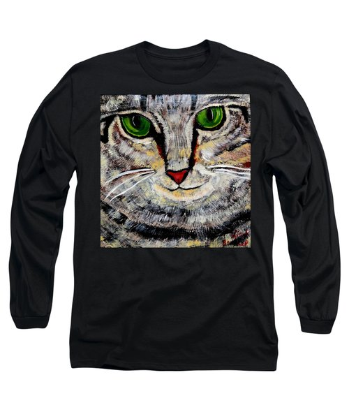 Ethical Kitty See's Your Dilemma Long Sleeve T-Shirt