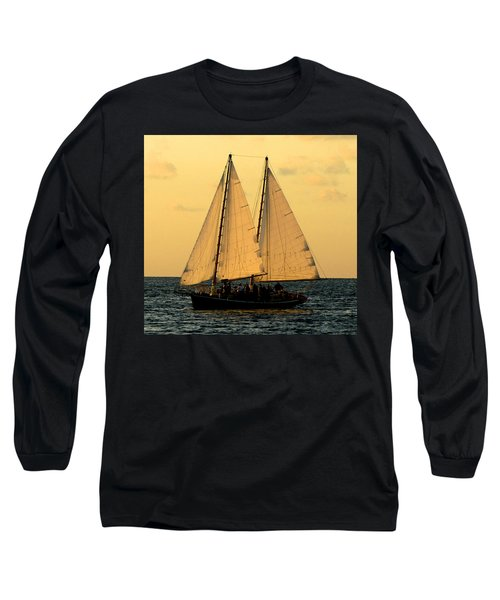 More Sails In Key West Long Sleeve T-Shirt