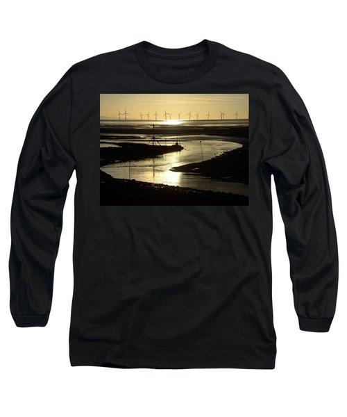 Evening Low Tide 2 Long Sleeve T-Shirt