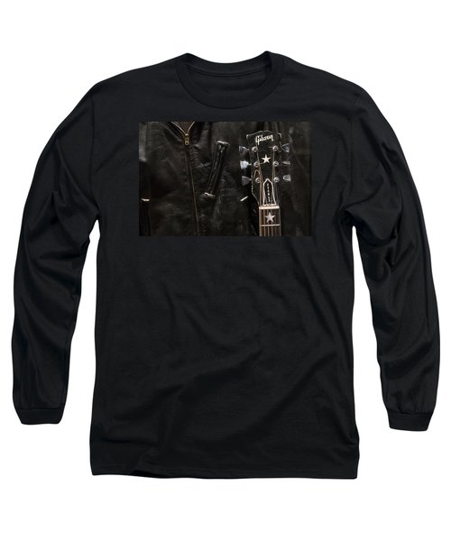 Everly Brothers Long Sleeve T-Shirt by Glenn DiPaola