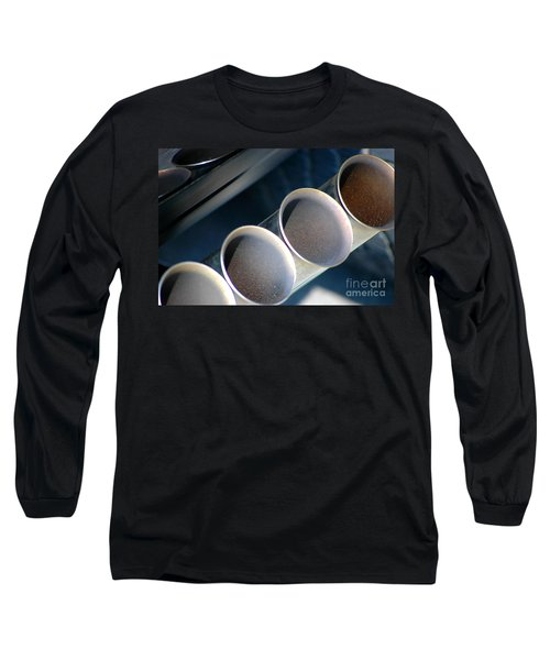 Long Sleeve T-Shirt featuring the photograph Exhuasted by Christiane Hellner-OBrien