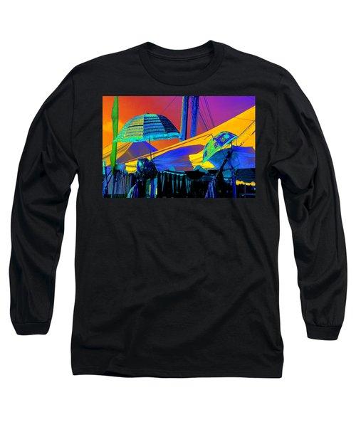 Exotic Parasols Long Sleeve T-Shirt