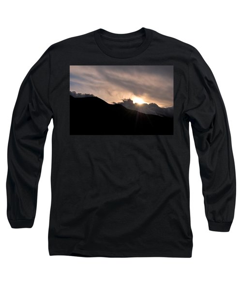 Eye In The Sky Long Sleeve T-Shirt by Matt Harang