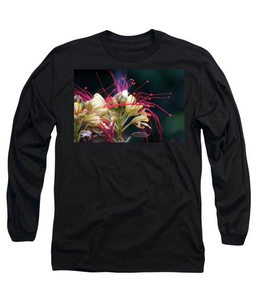Fab Flower Long Sleeve T-Shirt