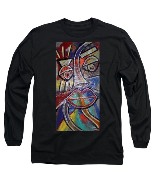 Faces In Life Collection Long Sleeve T-Shirt