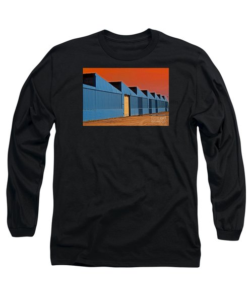 Factory Building Long Sleeve T-Shirt