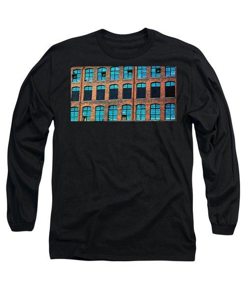 Factory Windows Long Sleeve T-Shirt