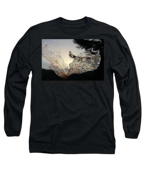 Faerie Wings Long Sleeve T-Shirt