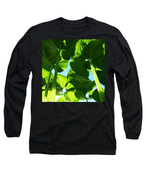 Faerie World Long Sleeve T-Shirt
