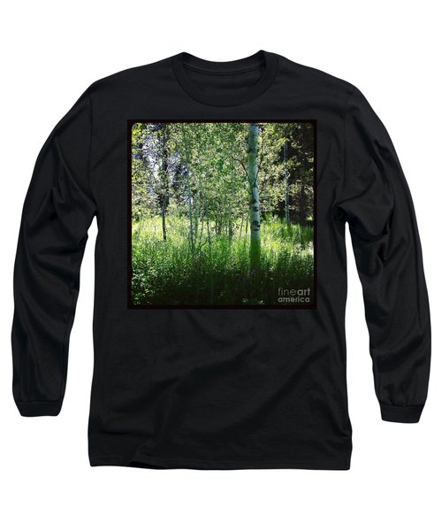 Fairy Circle Long Sleeve T-Shirt