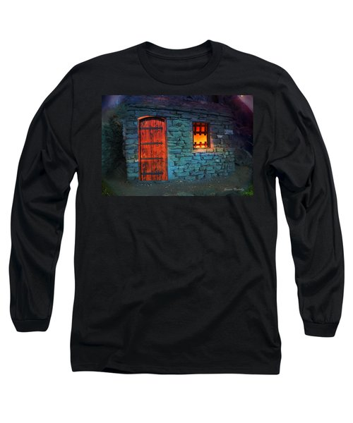 Fairy Tale Cabin Long Sleeve T-Shirt