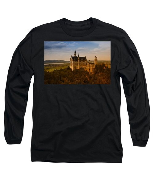Fairy Tale Castle Long Sleeve T-Shirt
