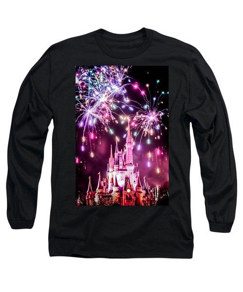 Fairytales Do Come True Long Sleeve T-Shirt