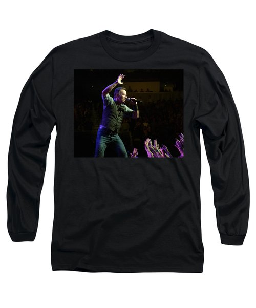 Faith Will Be Rewarded-color Long Sleeve T-Shirt