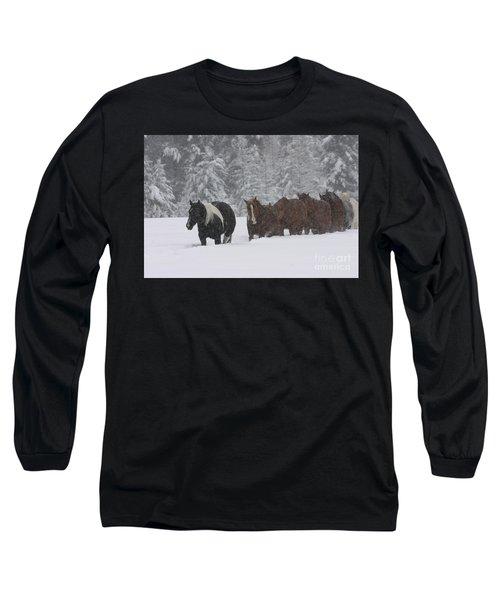 Faith Will Bring You Home Long Sleeve T-Shirt