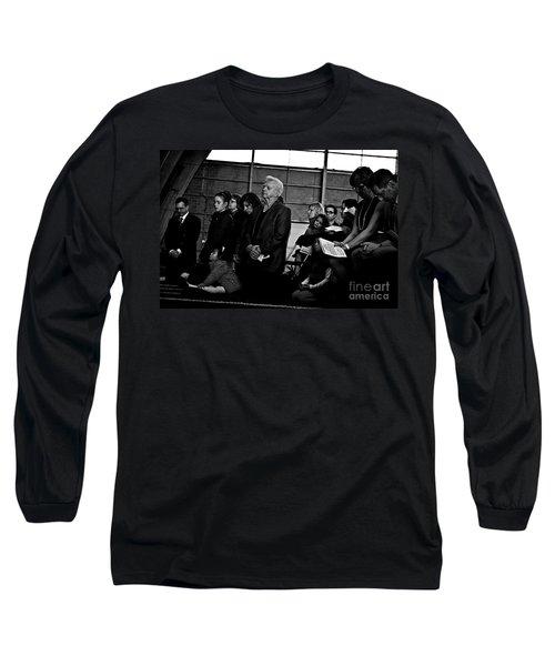 Faithful Fatherhood Long Sleeve T-Shirt